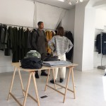 TOOGOOD collection007 showroom in Paris